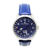 Revue Thommen Steel 40mm Automatic 16050.2 new