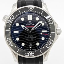Omega Seamaster Diver 300 M новые 2020 Автоподзавод Часы с оригинальными документами и коробкой 210.32.42.20.01.001