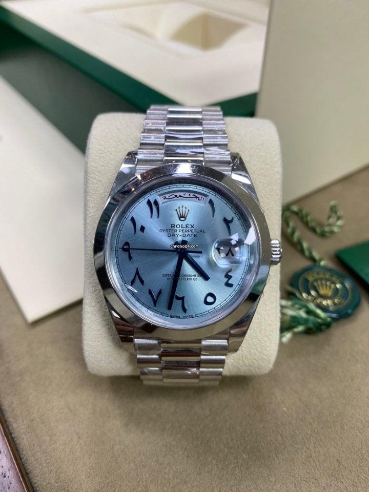 Rolex Day-Date 40 228206 usados
