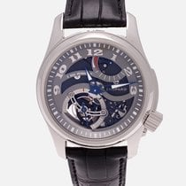 Chopard Platinum 42mm Automatic 161917-9001-1 pre-owned
