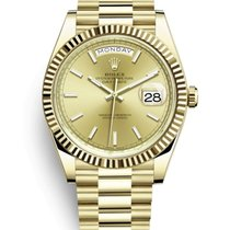Rolex Day-Date 40 Oro giallo 36mm Oro Senza numeri Italia, Caldiero (Verona)