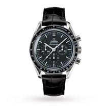Omega 311.33.42.30.01.002 Staal 2021 Speedmaster Professional Moonwatch 42mm nieuw