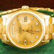 Rolex (ロレックス) デイデイト 36 イエローゴールド 36mm ゴールド 文字盤無し