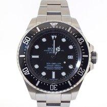 Rolex Sea-Dweller Deepsea Acero 44mm Negro Sin cifras España, ALICANTE