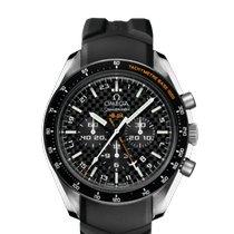 Omega Speedmaster HB-SIA Titanio Negro Sin cifras