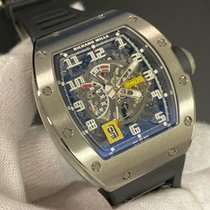 Richard Mille Titanium 50mm Automatic RM030 pre-owned