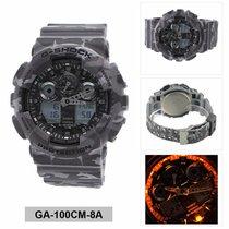 Casio G-Shock GA-100CM-8A New Steel Quartz