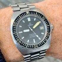 Omega Seamaster PloProf Steel 40mm Black No numerals United Kingdom, po22 7ry