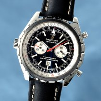 Breitling Chrono-Matic (submodel) A41360 Sehr gut Stahl 44mm Automatik