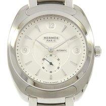 Hermès Dressage 40.5mm Silver