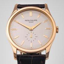 Patek Philippe Rose gold 37mm Manual winding 5196R-001 pre-owned