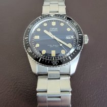 Oris 01 733 7720 4055-07 8 21 18 Steel 2018 Divers Sixty Five 42mm pre-owned United States of America, Nevada, Gardnerville