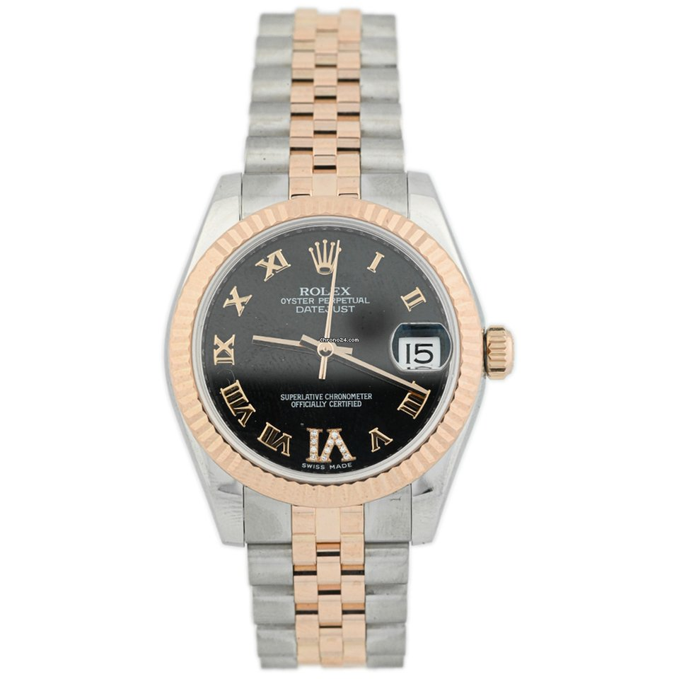 Rolex Lady-Datejust 178271 2009 pre-owned