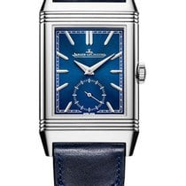 Jaeger-LeCoultre Reverso Duoface Q3988482 Very good Steel 47mm Manual winding