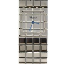 Chopard Ice Cube Steel 22mm Silver No numerals United States of America, New York, New York