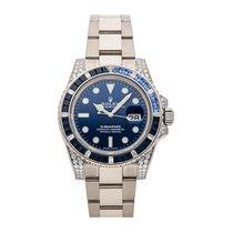 Rolex Submariner Date 116659SABR-0001, 116659SABR Очень хорошее Белое золото 40mm Автоподзавод