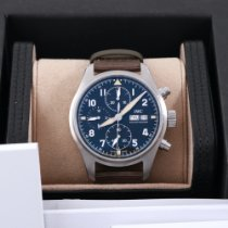 IWC Steel 41mm Automatic IW387903 pre-owned United States of America, California, Los Angeles