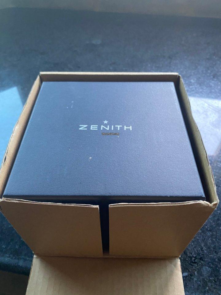 Zenith El Primero Stratos Flyback 03.2061.405/21.M2060 2020 usados