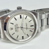 Rolex Milgauss Stahl 38mm Silber Keine Ziffern Schweiz, lugano