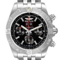 Breitling Blackbird new Automatic Chronograph Watch with original box and original papers A44360