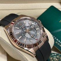 Rolex Rose gold 42mm Automatic 326235-0006 new