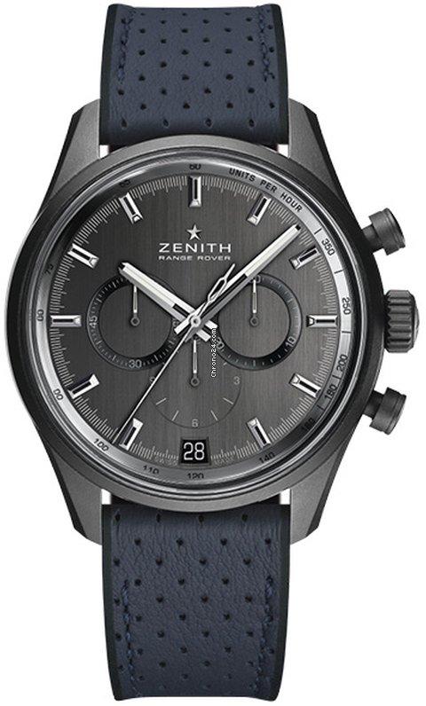 Zenith El Primero Chronomaster 24.2040.400/27.r796 Range Rover 2021 new