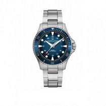 Hamilton Khaki Navy Scuba new 2021 Automatic Watch with original box and original papers H82505140