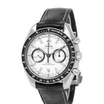 Omega Speedmaster Racing new 2019 Automatic Chronograph Watch with original box and original papers 329.30.44.51.04.001