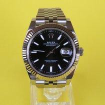 Rolex Datejust 126334 Nieuw Witgoud 41mm Automatisch