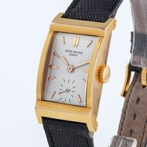 Patek Philippe Yellow gold Manual winding pre-owned