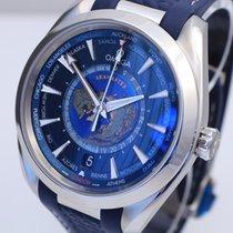 Omega Seamaster Aqua Terra Steel 43mm Blue