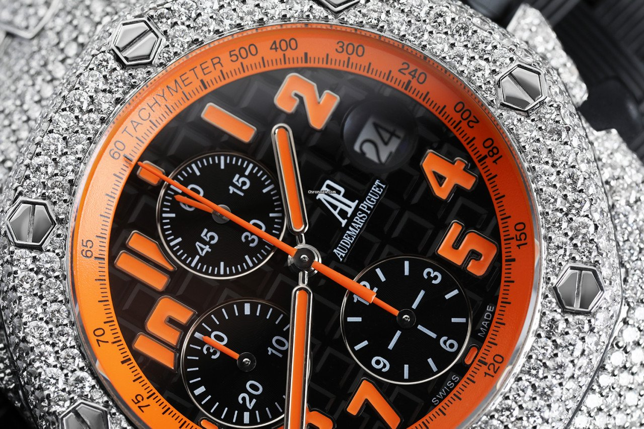 Audemars Piguet Royal Oak Offshore Chronograph Volcano 26170ST.OO.D101CR używany