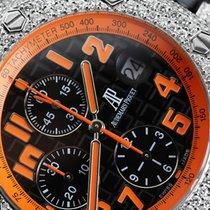 Audemars Piguet Royal Oak Offshore Chronograph Volcano Stahl 42mm Arabisch