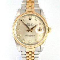 Rolex Datejust Gold/Steel 36mm Gold India, Mumbai,