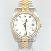 Rolex Gold/Steel 36mm Automatic 116233 pre-owned