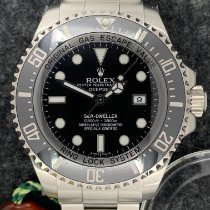 Rolex Sea-Dweller Deepsea Stål Svart