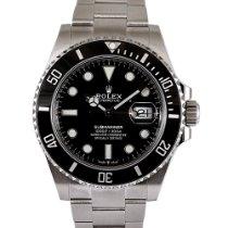 Rolex Submariner Date Steel 41mm Black No numerals UAE, Dubai