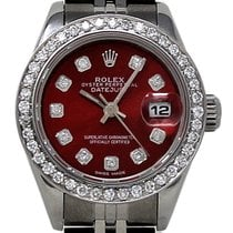 Rolex 79240 Steel 1999 Oyster Perpetual Lady Date 26mm pre-owned United States of America, Florida, Miami