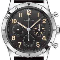 Breitling Aviator 8 Steel 41mm Black Arabic numerals United States of America, Florida, Hollywood