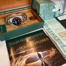 Rolex Explorer 114270 Très bon Acier 36mm Remontage automatique France, Paris