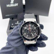 Hublot Big Bang 44 mm Steel 44mm Black Arabic numerals UAE, Abu Dhabi