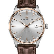 Hamilton Steel 40mm Quartz H32441551 new