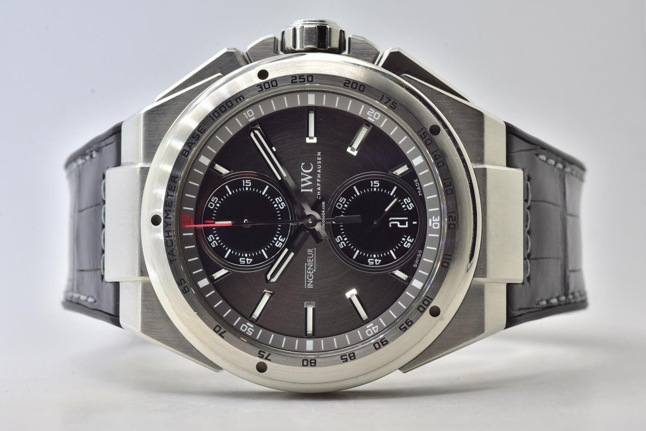 IWC Ingenieur Chronograph Racer IW378507 2016 usados