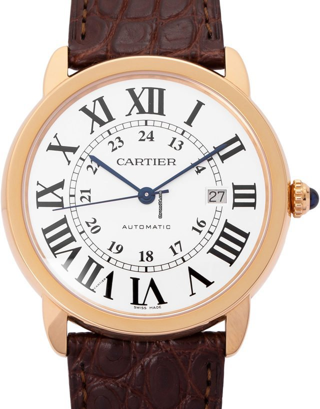 Cartier Ronde Solo de Cartier W6701009 2020 pre-owned