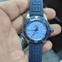Breitling Superocean new 2021 Automatic Watch with original box and original papers A17316D81C1S1