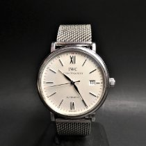 IWC Steel 40mm Automatic IW356505 pre-owned