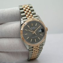 Rolex 126231 Gold/Steel 2021 Datejust 36mm pre-owned United States of America, Florida, Orlando