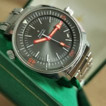 Zenith Steel 40mm Automatic A3635 pre-owned