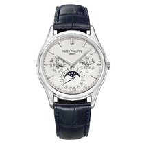 Patek Philippe 5140G-001 Or blanc Perpetual Calendar 37mm occasion