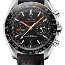 Omega Speedmaster Racing nuevo Automático Cronógrafo Reloj con estuche y documentos originales 329.32.44.51.01.001
